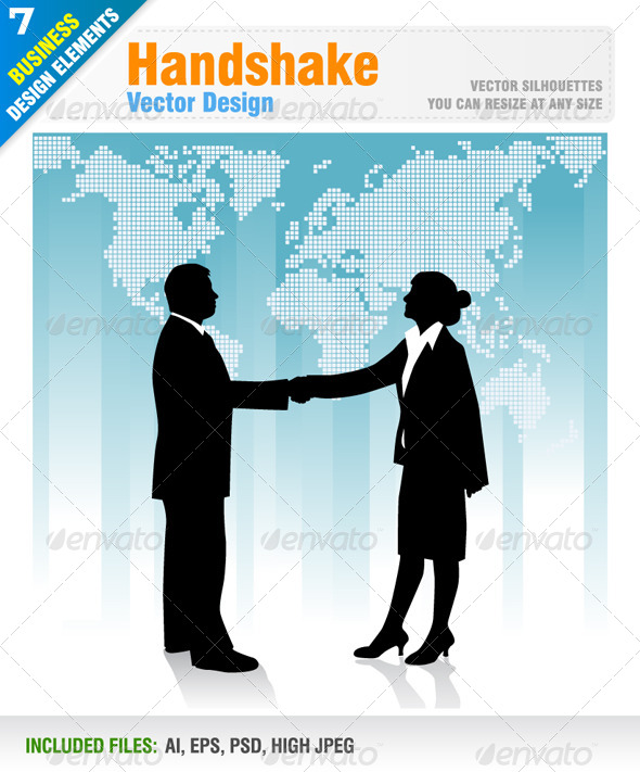 GraphicRiver Handshake 6528151