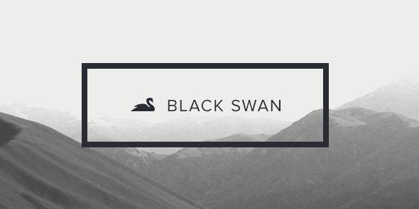 ThemeForest The Black Swan Multipurpose Template 6528651