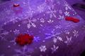 Purple xmas texture - PhotoDune Item for Sale