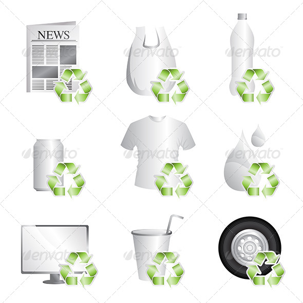 GraphicRiver Recycle 6529387