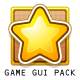Mobile Game GUI Pack 04 - GraphicRiver Item for Sale