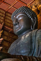 The Great Buddha at Todaiji Temple in Nara - PhotoDune Item for Sale