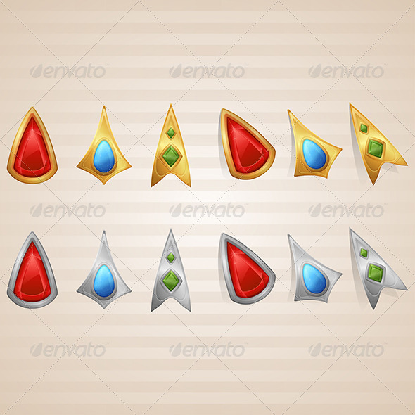 GraphicRiver First Set of Cursors 6529874