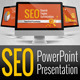 Search Engine Optimization | SEO Services PowerPoint Presentation Templates - GraphicRiver Item for Sale