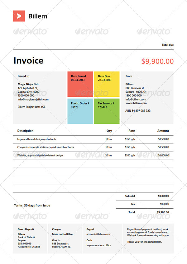 Carterusaus  Prepossessing Billem  Invoice Template Set By Kennywilliams  Graphicriver With Licious Billeminvoicejpg  With Delectable Proforma Invoices Also Invoice Factoring Rates In Addition Invoice Letter Template And Sponsorship Invoice As Well As Invoicing Process Additionally Pest Control Invoice From Graphicrivernet With Carterusaus  Licious Billem  Invoice Template Set By Kennywilliams  Graphicriver With Delectable Billeminvoicejpg  And Prepossessing Proforma Invoices Also Invoice Factoring Rates In Addition Invoice Letter Template From Graphicrivernet