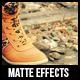 Matte Photo Effects