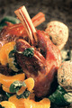 Lamb knuckle with mint and citrus - PhotoDune Item for Sale