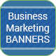 Business Web Marketing Banners - GraphicRiver Item for Sale
