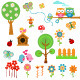 Spring Set - GraphicRiver Item for Sale