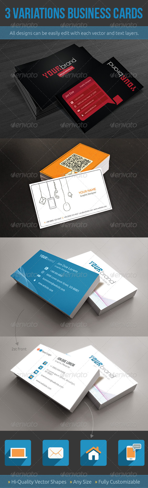 GraphicRiver Creative Business Cards 6531254