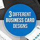 Creative Business Cards - GraphicRiver Item for Sale