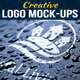 Creative Logo  Mock-Ups - GraphicRiver Item for Sale