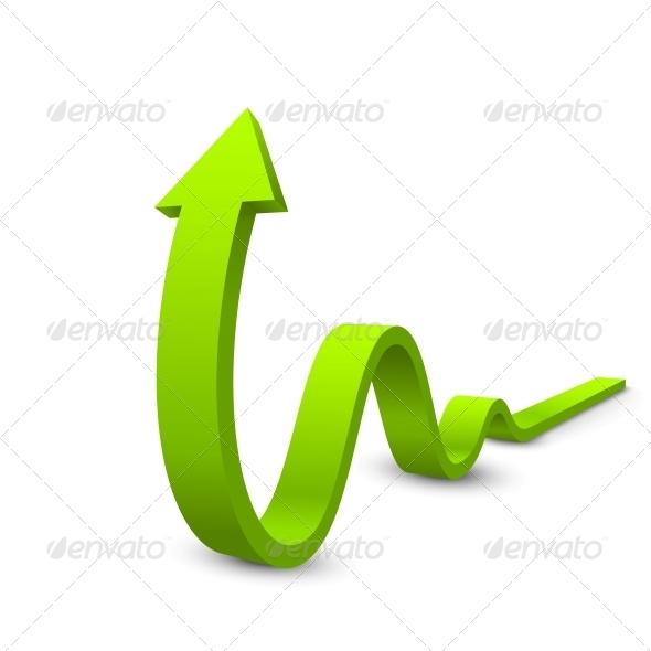GraphicRiver Arrow 3D 6531591