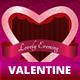 Romantic Valentine Trifold Brochure - GraphicRiver Item for Sale
