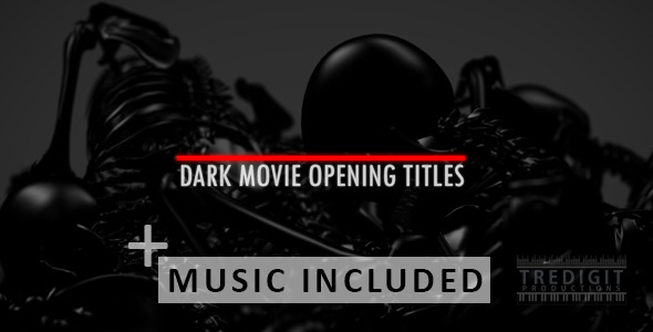 Dark Movie Opening Titles