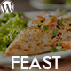 Feast - Facebook Fanpage & WordPress theme - ThemeForest Item for Sale