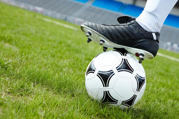 PhotoDune Soccer ball 683290