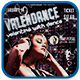 Valendance Flyer Template - GraphicRiver Item for Sale