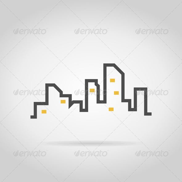 GraphicRiver Abstract City 2 6534290