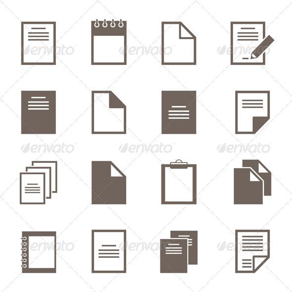 GraphicRiver File Icons 2 6534327