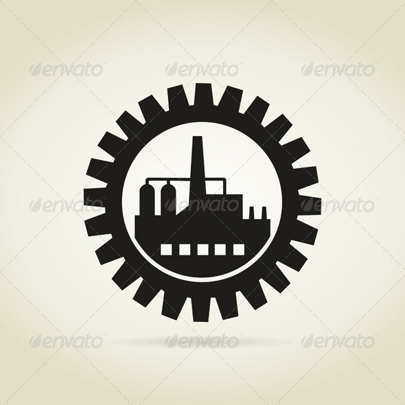 GraphicRiver Gear Wheel 6534336
