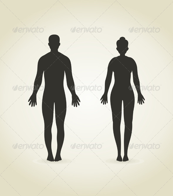GraphicRiver Man and Woman 3 6534566