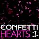 Confetti Hearts - VideoHive Item for Sale