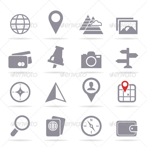 GraphicRiver Travel Icons 2 6534807
