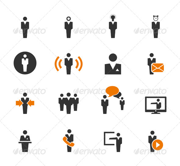 GraphicRiver User Icons 8 6534810