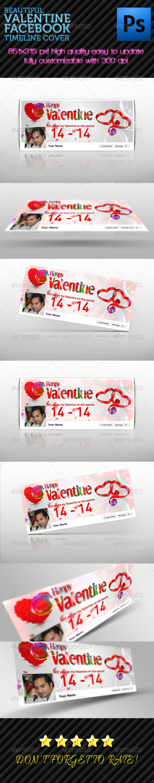 GraphicRiver Valentine Facebook Timeline 07 6535236