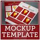 Flyer Mockup Series 01 - GraphicRiver Item for Sale