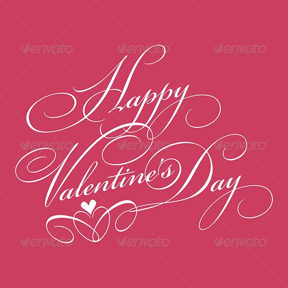 GraphicRiver Valentine s Day Background 6536445