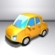 Cartoon City Car - 3DOcean Item for Sale