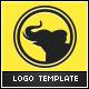 Elephant Logo Template - GraphicRiver Item for Sale