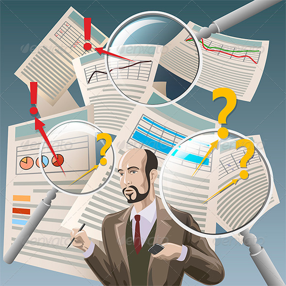 GraphicRiver The Auditor 6538713