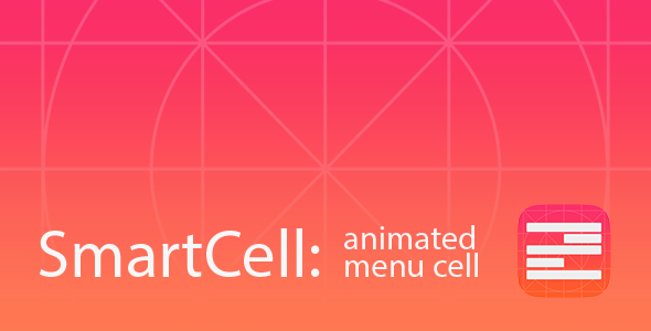 CodeCanyon SmartCell Animated Menu Cell 6538772