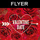 Valentine Date | Flyer Template - GraphicRiver Item for Sale