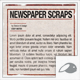 NEWSPAPER PIECES PACK v1 - GraphicRiver Item for Sale
