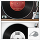 Retro Record Player Set - GraphicRiver Item for Sale