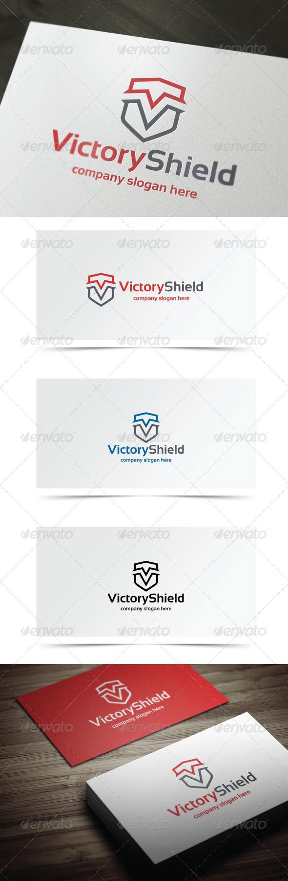 GraphicRiver Victory Shield 6539194