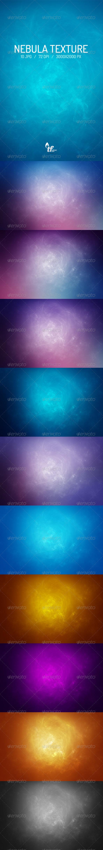 GraphicRiver Nebula Texture 6541694