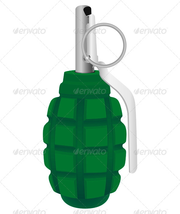 GraphicRiver Grenade 6542206