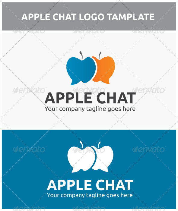 GraphicRiver Apple Chat 6542445