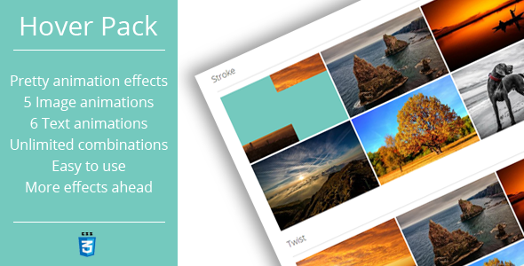 CodeCanyon Hover Pack 6429478