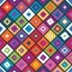 Abstract Seamless Background with Squares - GraphicRiver Item for Sale