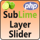 Sublime Layer Slider - Responsive PHP Plugin