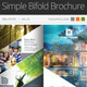 Simple Bifold Brochure Vol.02 - GraphicRiver Item for Sale