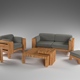 Caminetto rest room furnitures