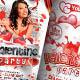 Valentine Party Flyer  Bundle - GraphicRiver Item for Sale