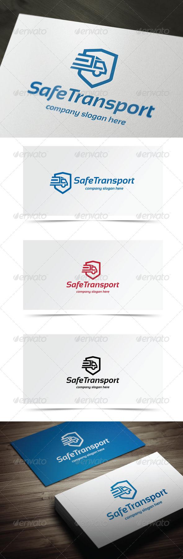 GraphicRiver Safe Transport 6546951